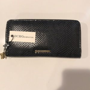 Brand new BCBG wallet!